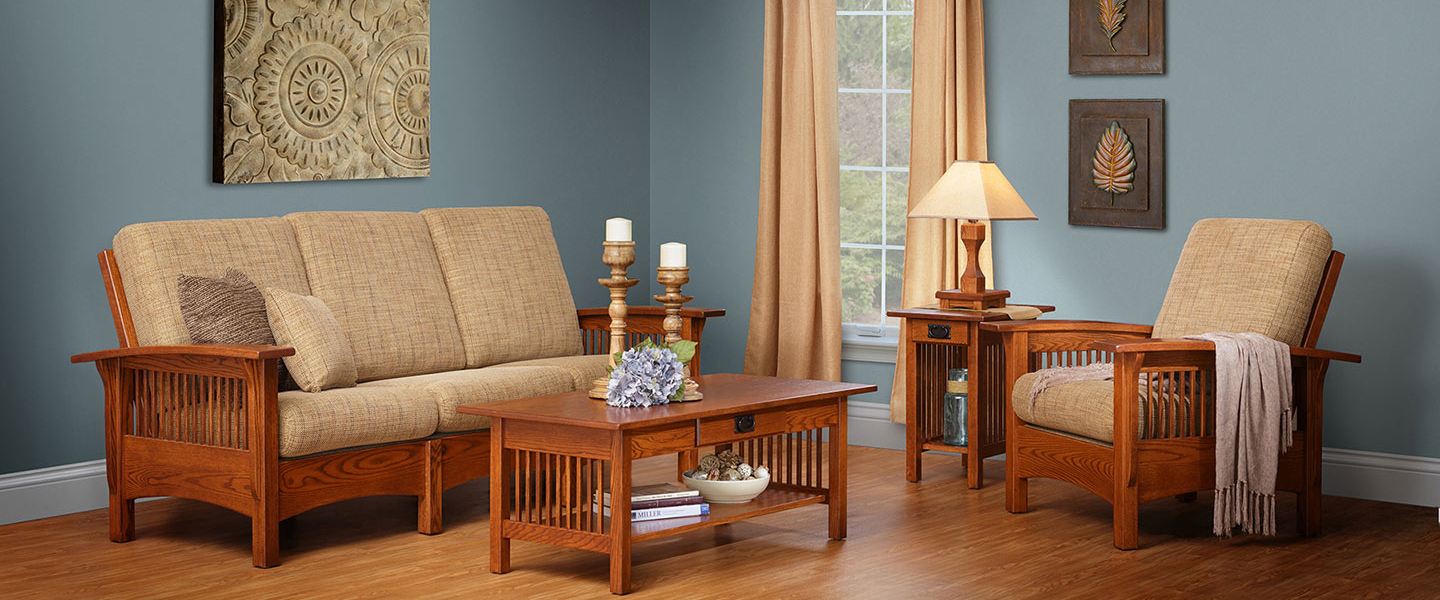 Wonderful Amish Made Furniture Lancaster PA | Dutch Selections
